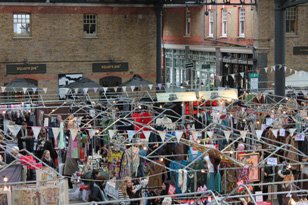 Pop Up Vintage Fairs London @ Old Spitalfields Market