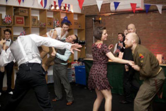 Lindy Hop Classes in WImbledon