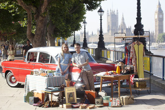 Vintage Presents The Classic Car Boot Sale