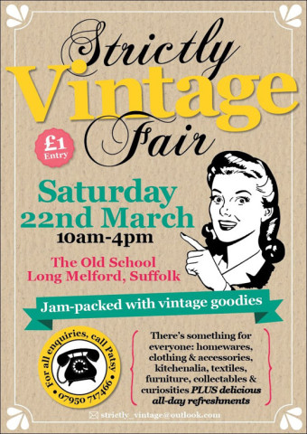Strictly Vintage Fair