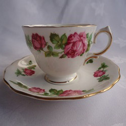 The Vintage Tea Set