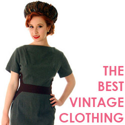 The Best Vintage Clothing
