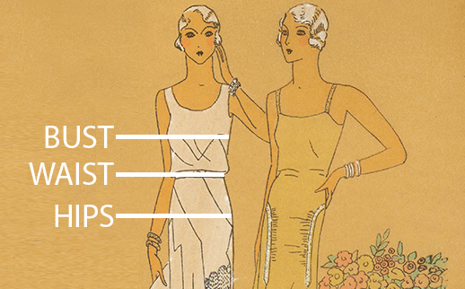 5 Tips For Understanding Vintage Sizing
