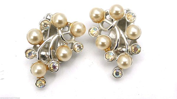 vintage Sarah Coventry jewelry set