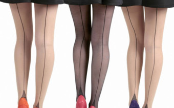 Win a Pair of Seamed Stockings or Tights