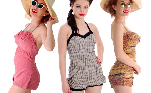 A Brief History of 20th Century Swimwear