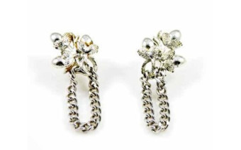 Win A Pair of Vintage 1950s Earrings